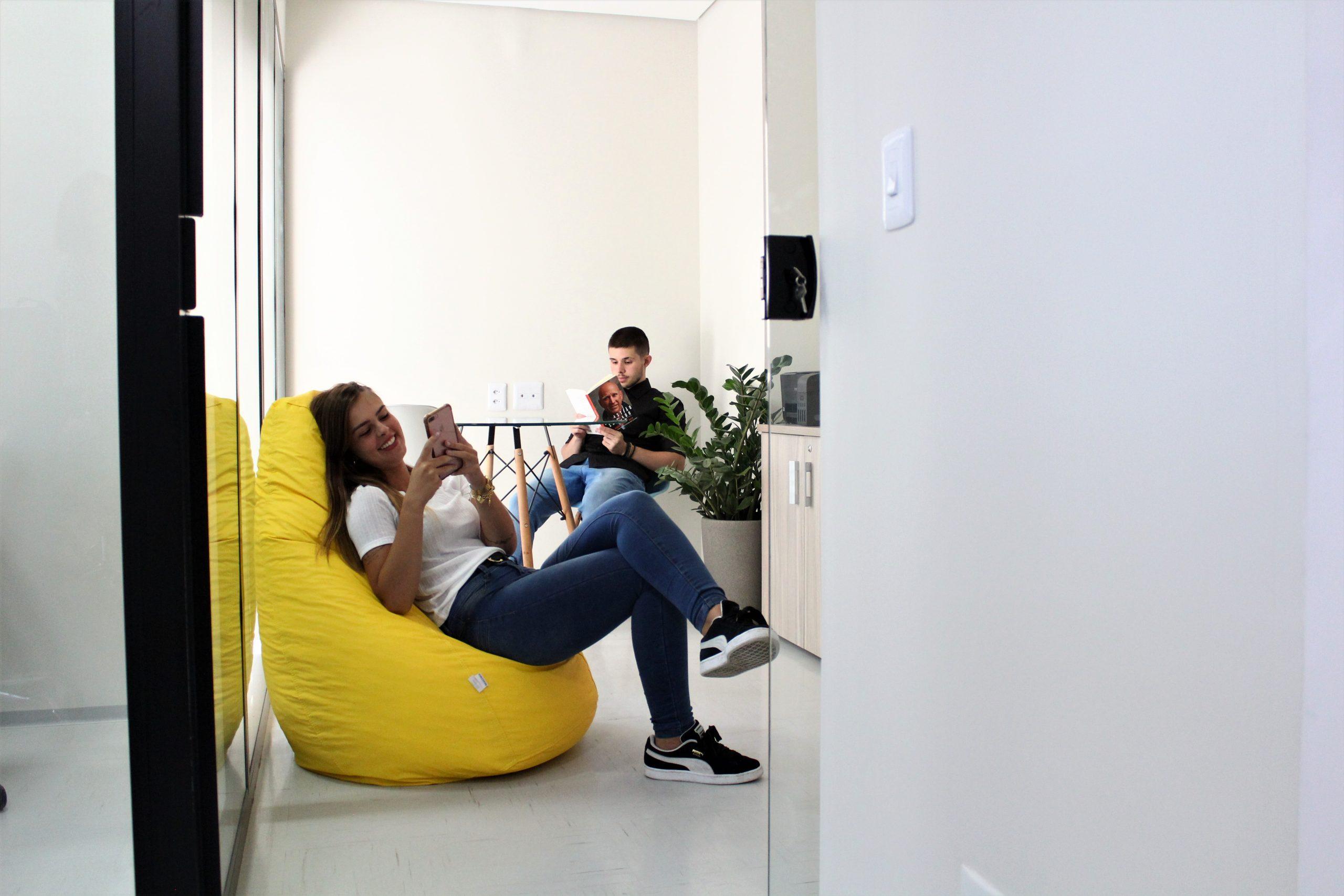 Coworking incentiva a criatividade